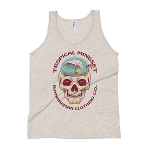 Tropical Mindset -Unisex Tank Top