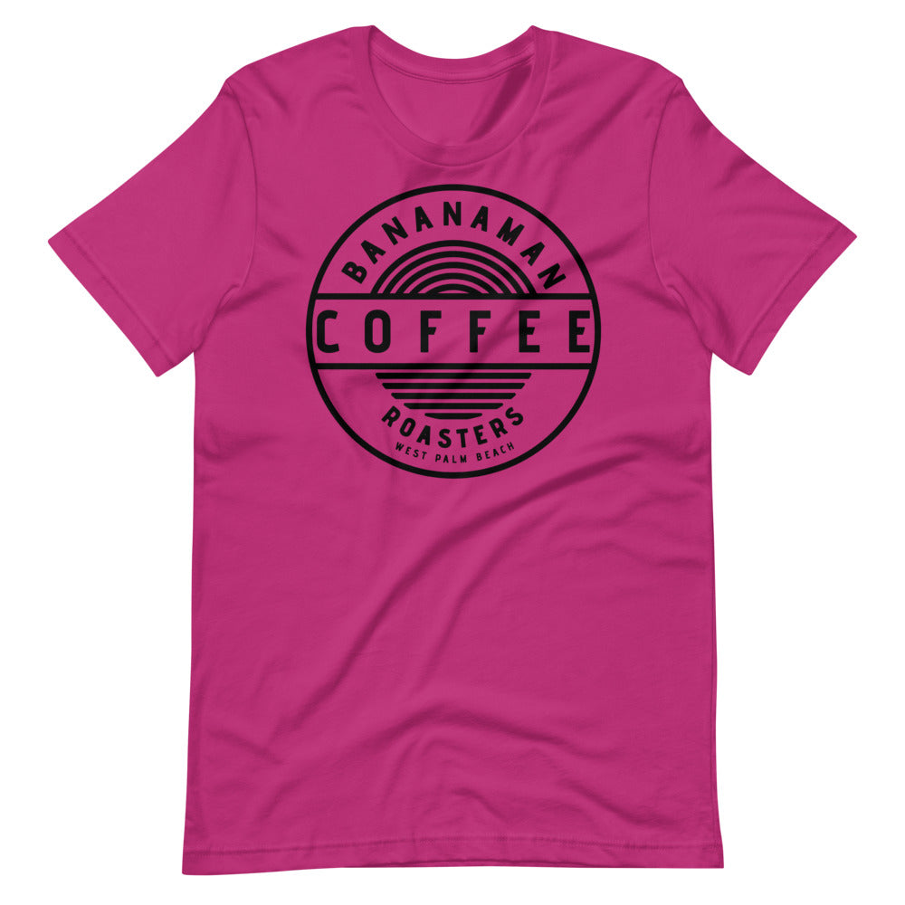 BCR Bright Colors - Short-Sleeve Unisex T-Shirt