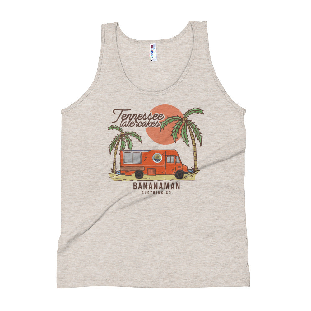 Tennessee Tatercakes - Unisex Tank Top