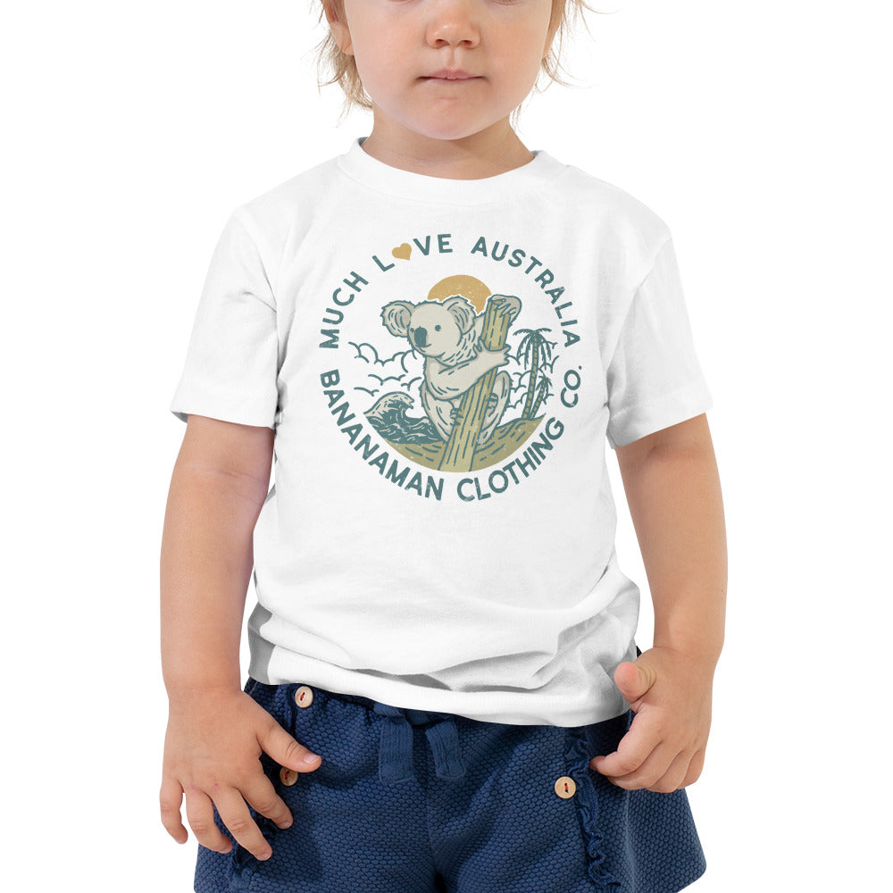 The Koala - Toddler Short Sleeve Tee