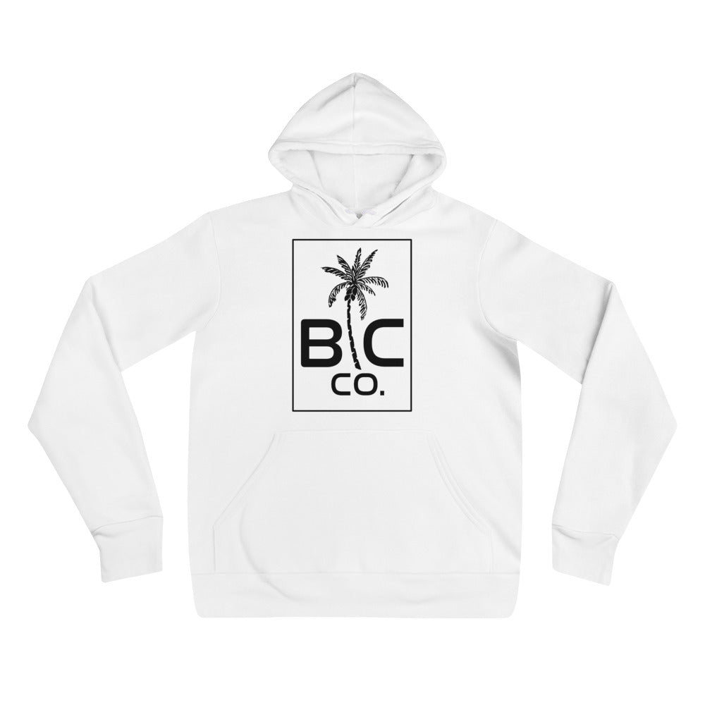 BC Co. - White Unisex hoodie