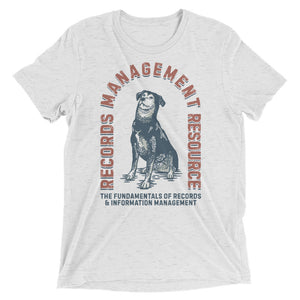 Records Management Resource - Short sleeve t-shirt