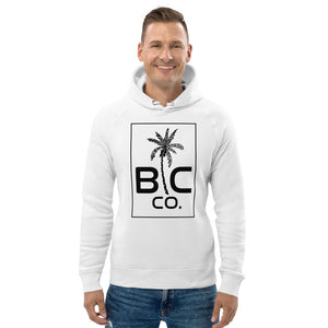 BC Co. - White Unisex pullover hoodie