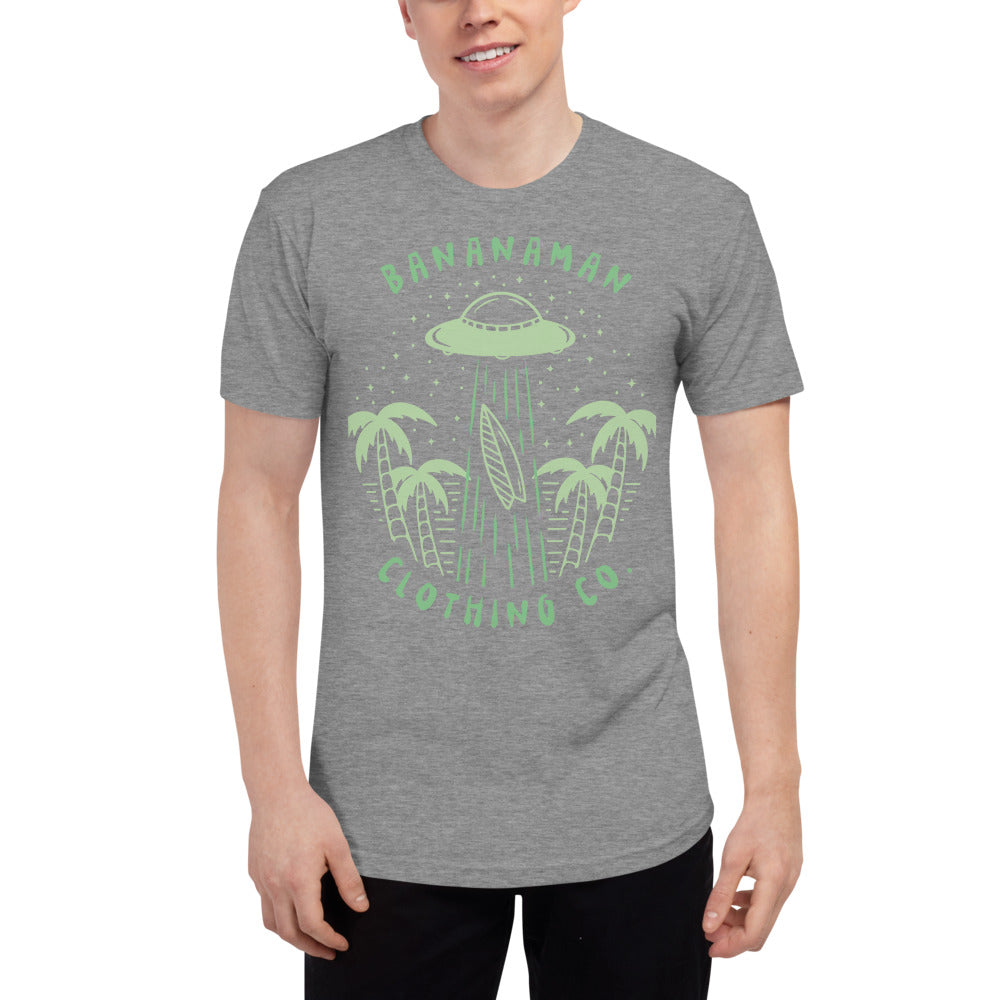 The Invasion - Unisex Tri-Blend Track Shirt