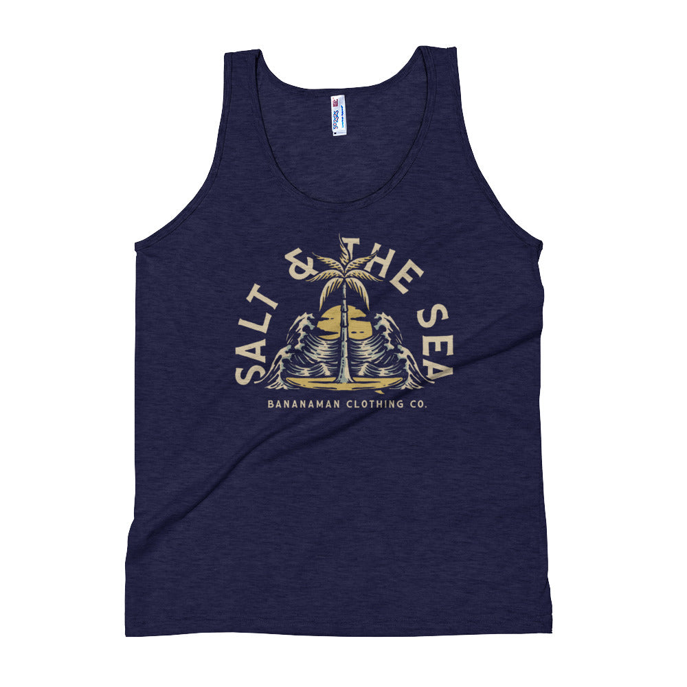 Salt & Sea - Unisex Tank Top