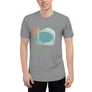 The Space Coast - Unisex Tri-Blend Track Shirt