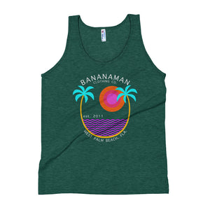 The Palms - Unisex Tank Top