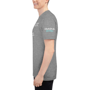 The Mars - Unisex Tri-Blend Track Shirt