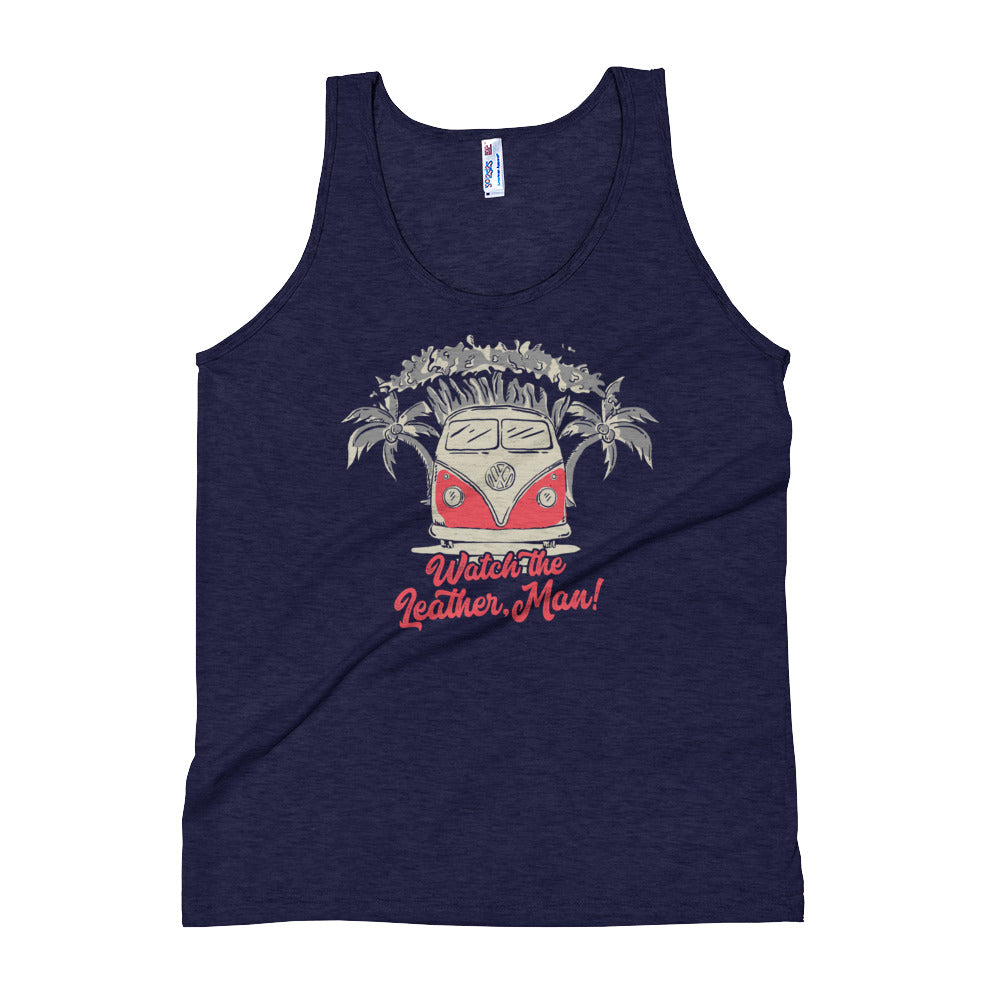 The Leather Man - Unisex Tank Top