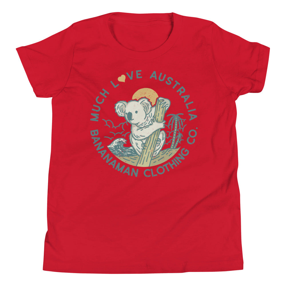 The Koala - Youth Short Sleeve T-Shirt