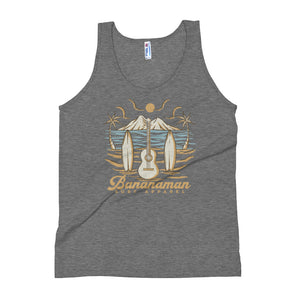 Sound of the Sea - Unisex Tank Top