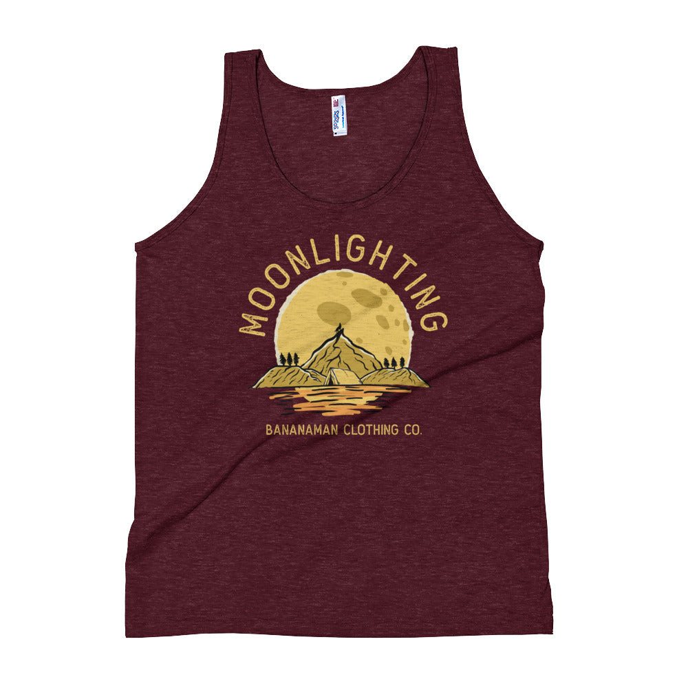 Moonlighting - Unisex Tank Top