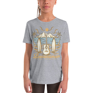 Sound of the Sea - Youth Short Sleeve T-Shirt