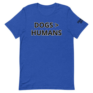 Dogs - Short-Sleeve Unisex T-Shirt