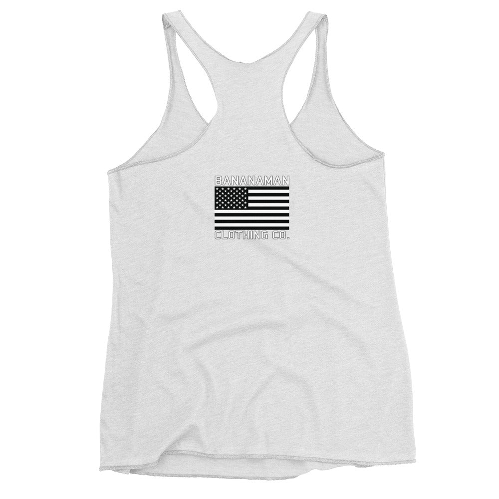 Piano Man - Women's Racerback Tank