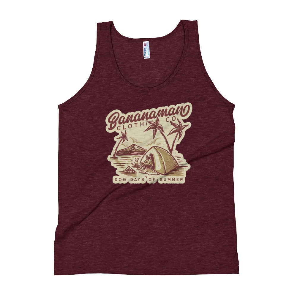 The Dog Days - Unisex Tank Top