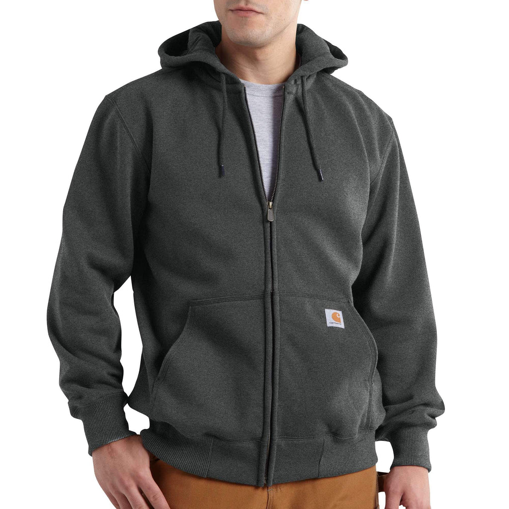 RAIN DEFENDER® PAXTON HEAVYWEIGHT HOODED ZIP-FRONT SWEATSHIRT 100614