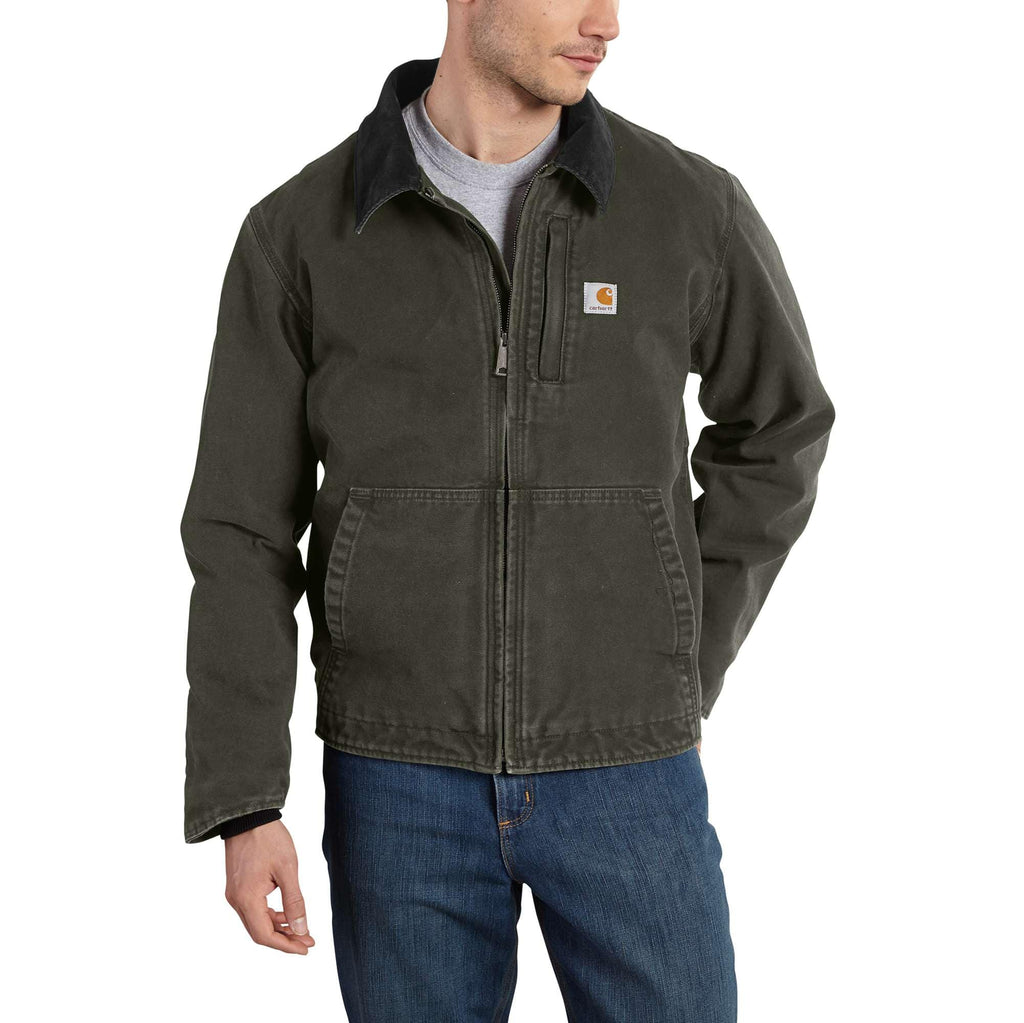 Full Swing® Armstrong Jacket - Sherpa Lined 102359