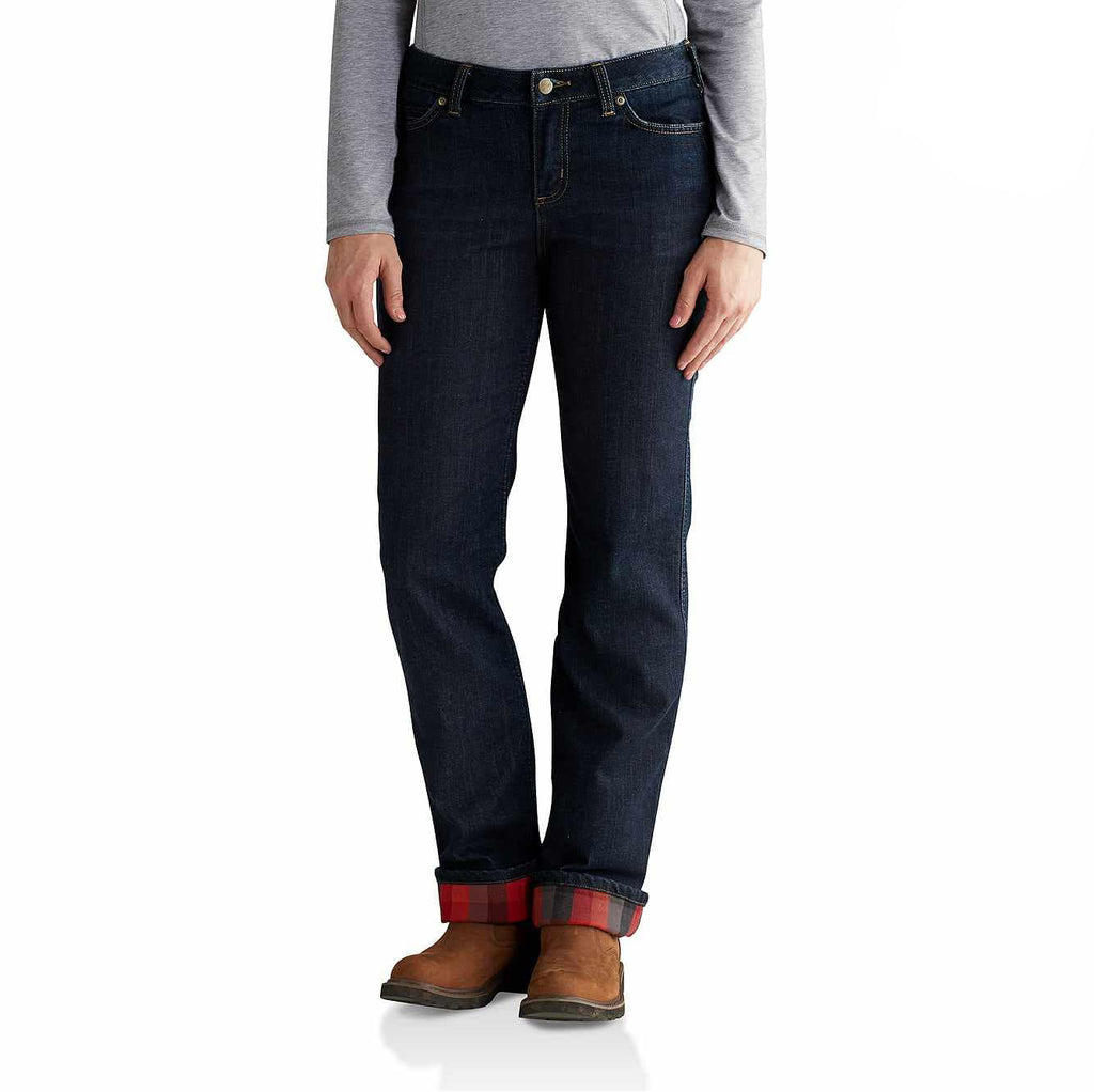 ORIGINAL-FIT BLAINE FLANNEL-LINED JEAN 102729