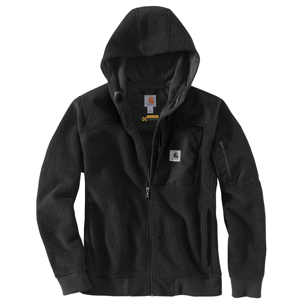YUKON EXTREMES WIND FIGHTER FLEECE ACTIVE JAC 104467