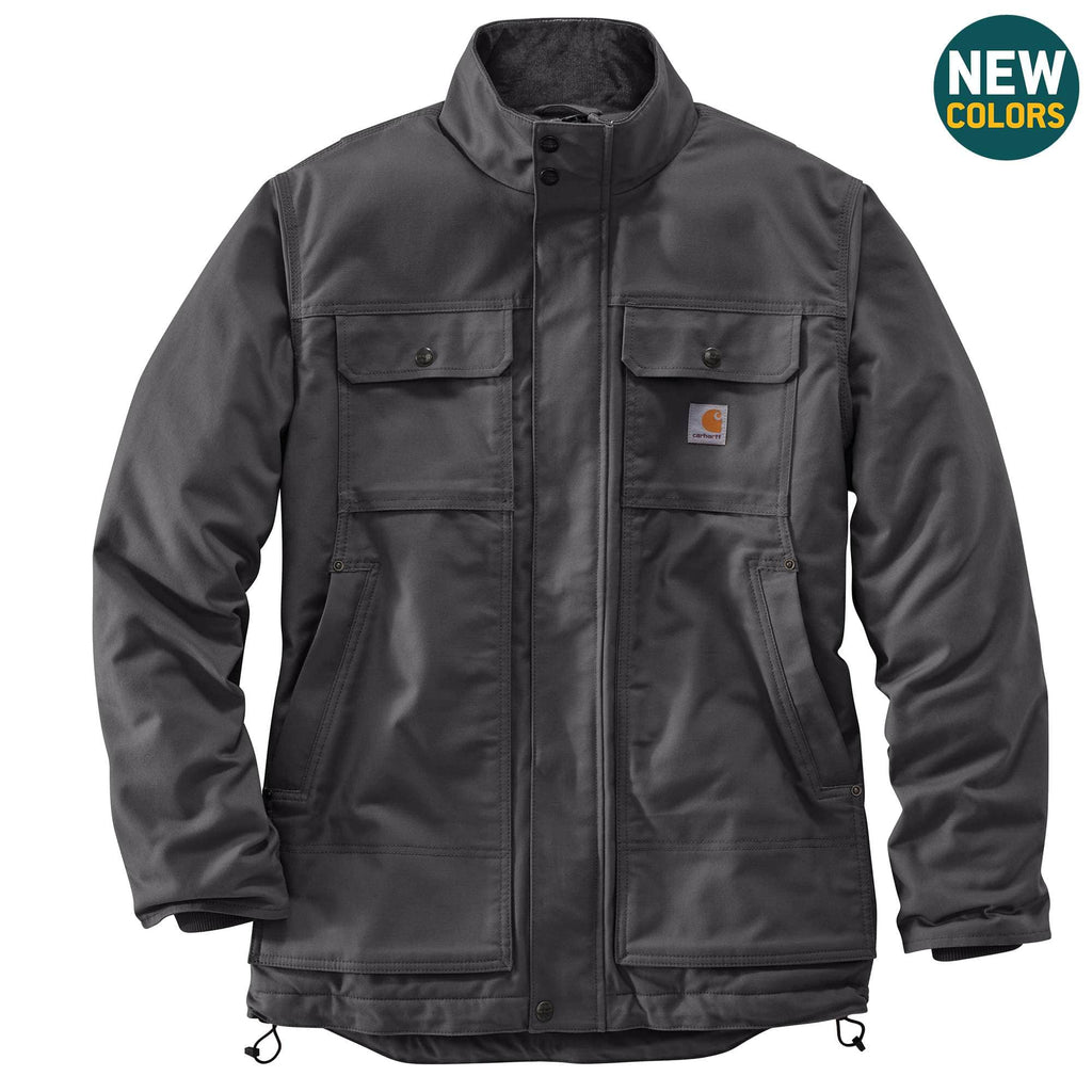 CARHARTT® FULL SWING® QUICK DUCK INSULATED TRADITIONAL COAT 104468