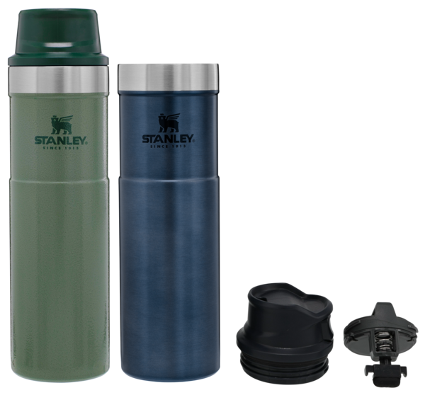 CLASSIC TRIGGER-ACTION TRAVEL MUG TWIN PACK | 20 OZ