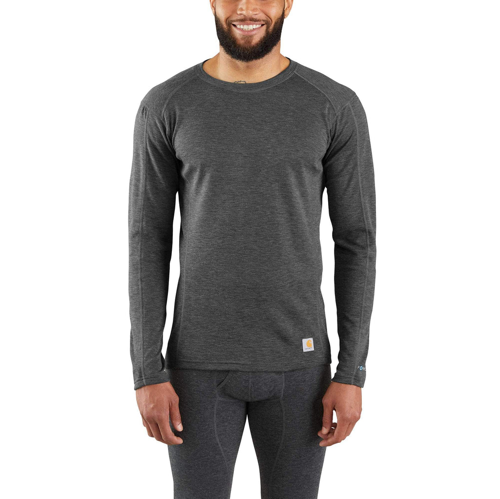 BASE FORCE® HEAVYWEIGHT POLY-WOOL CREW (NO POCKET) MBL131