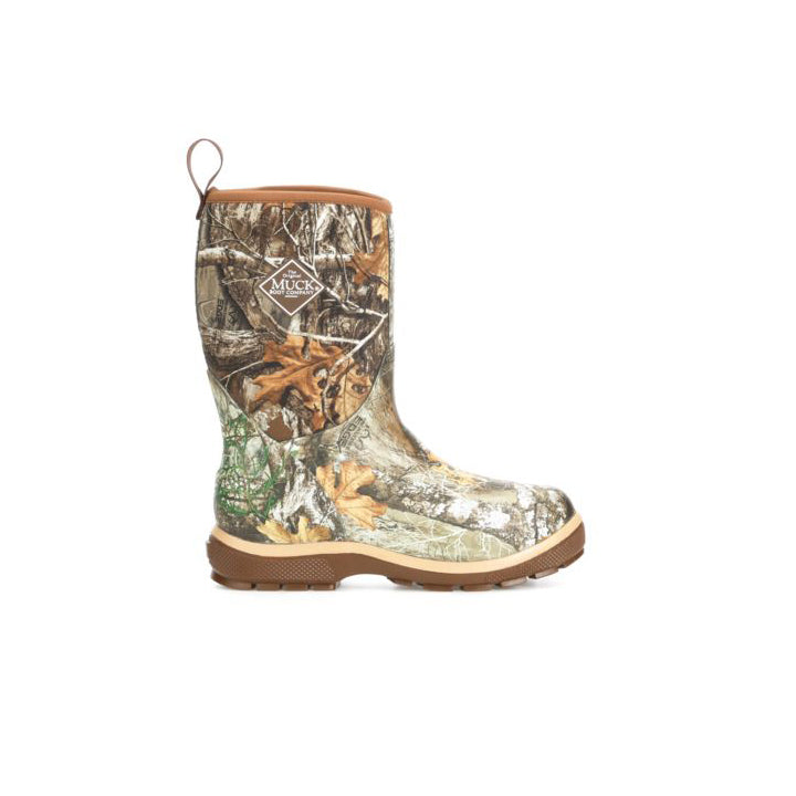 KIDS ELEMENT MUCK BOOT-Real Tree