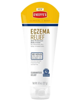 Eczema Relief BODY CREAM 8oz