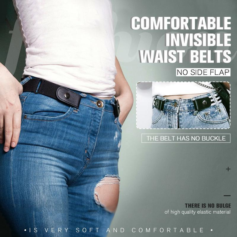 Mintiml™ Buckle-free Invisible Elastic Waist Belts