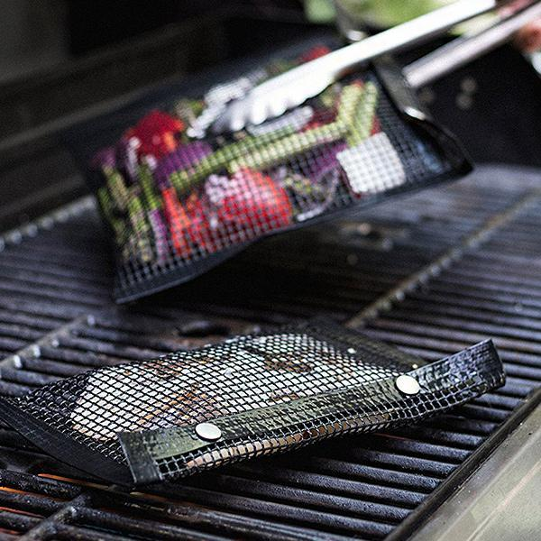 Mooce Non-Stick Mesh Grilling Bag