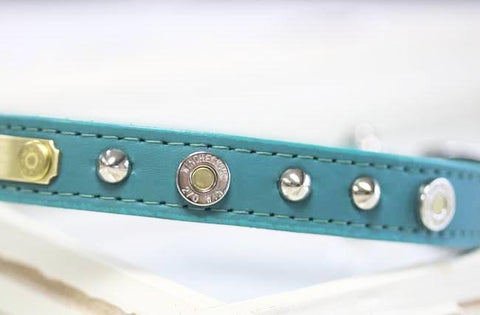Winchester Dog Collar Personalized