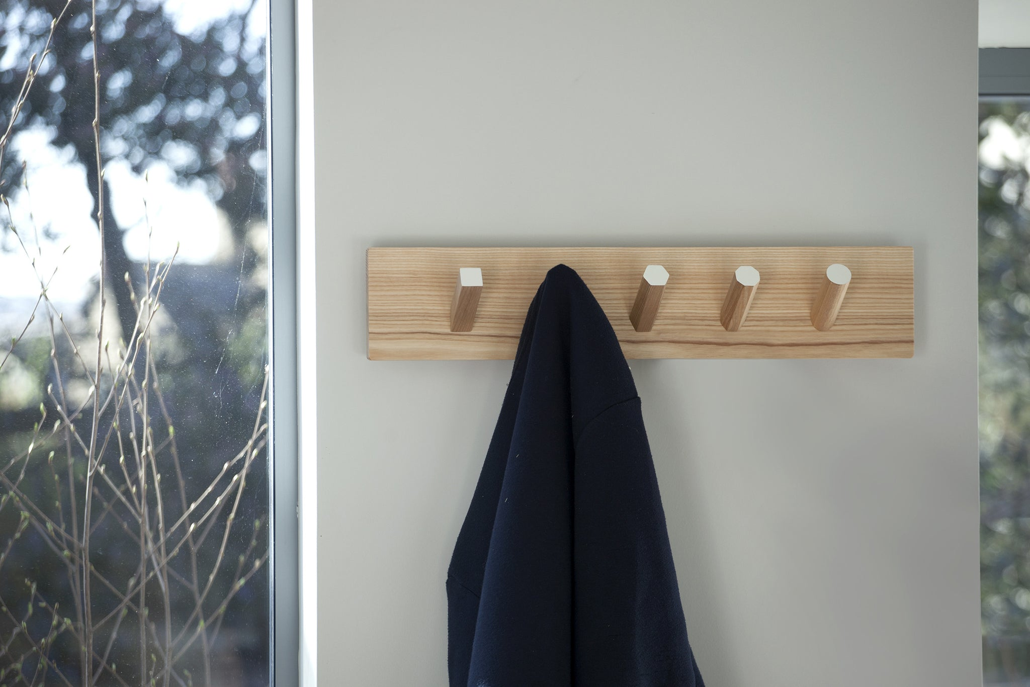 ByAlex Geo Coat Rack