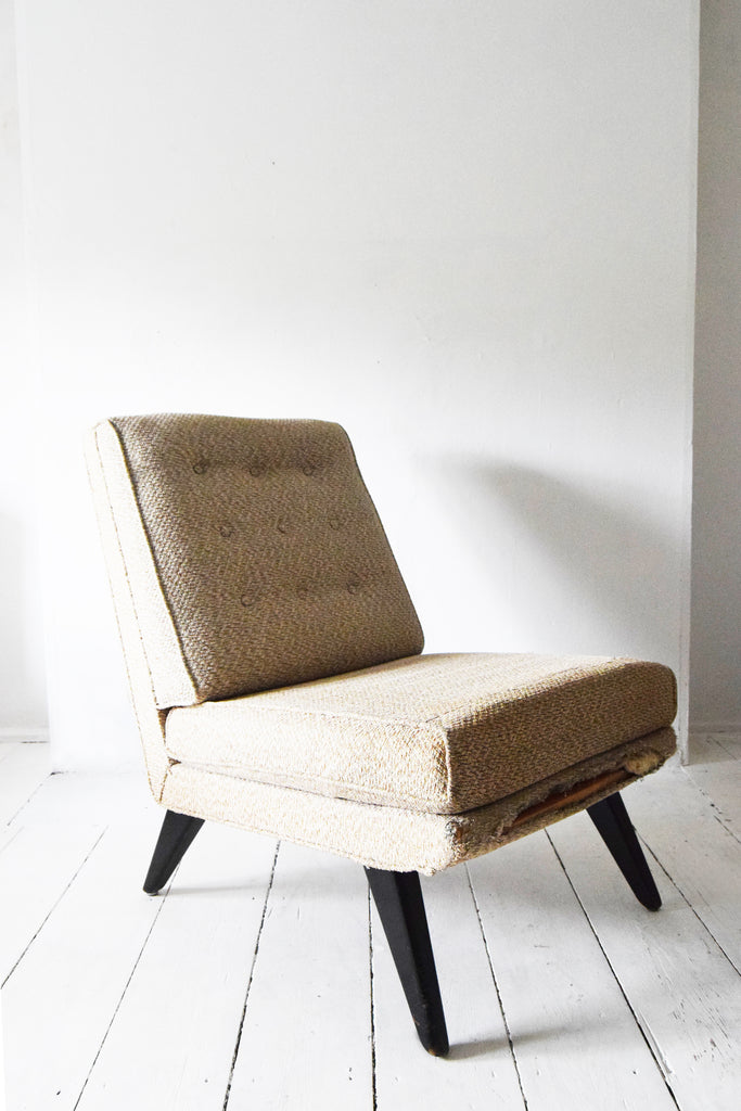 Vintage G Plan E Gomme TV Lounge Chair from Florrie and Bill