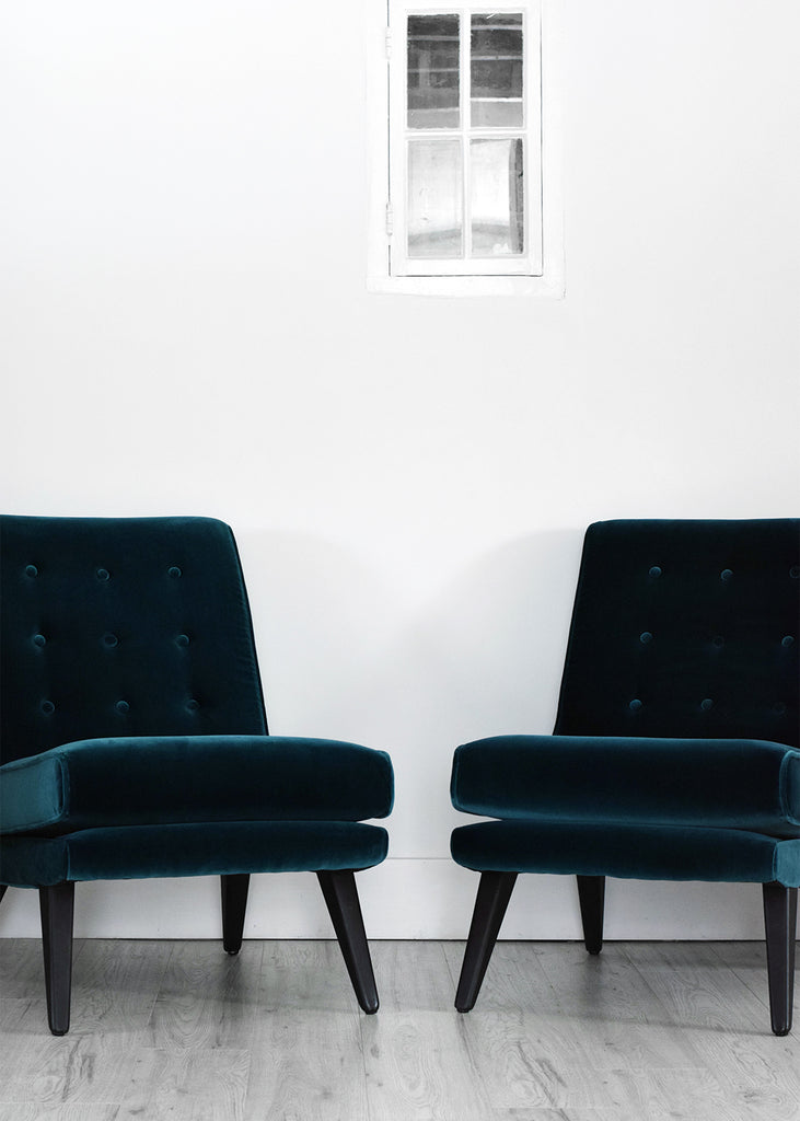 Vintage G Plan E Gomme 403 TV Chairs