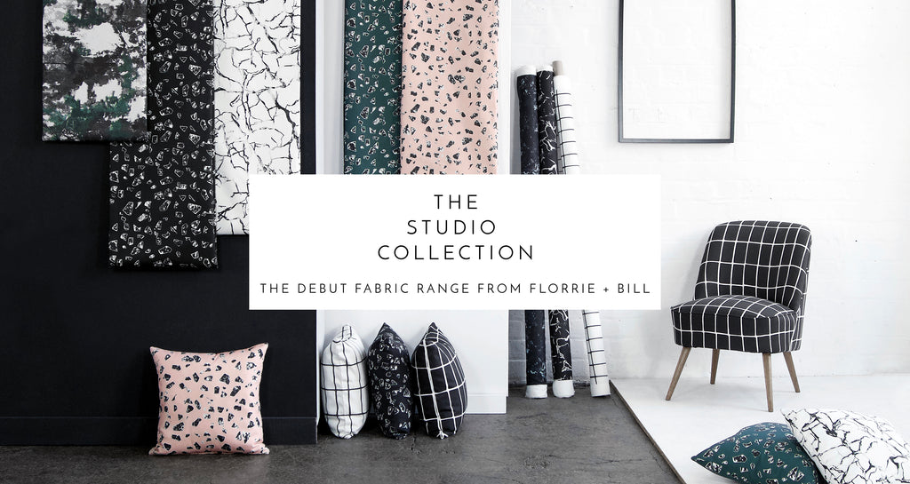 Florrie and Bill Fabric Collection