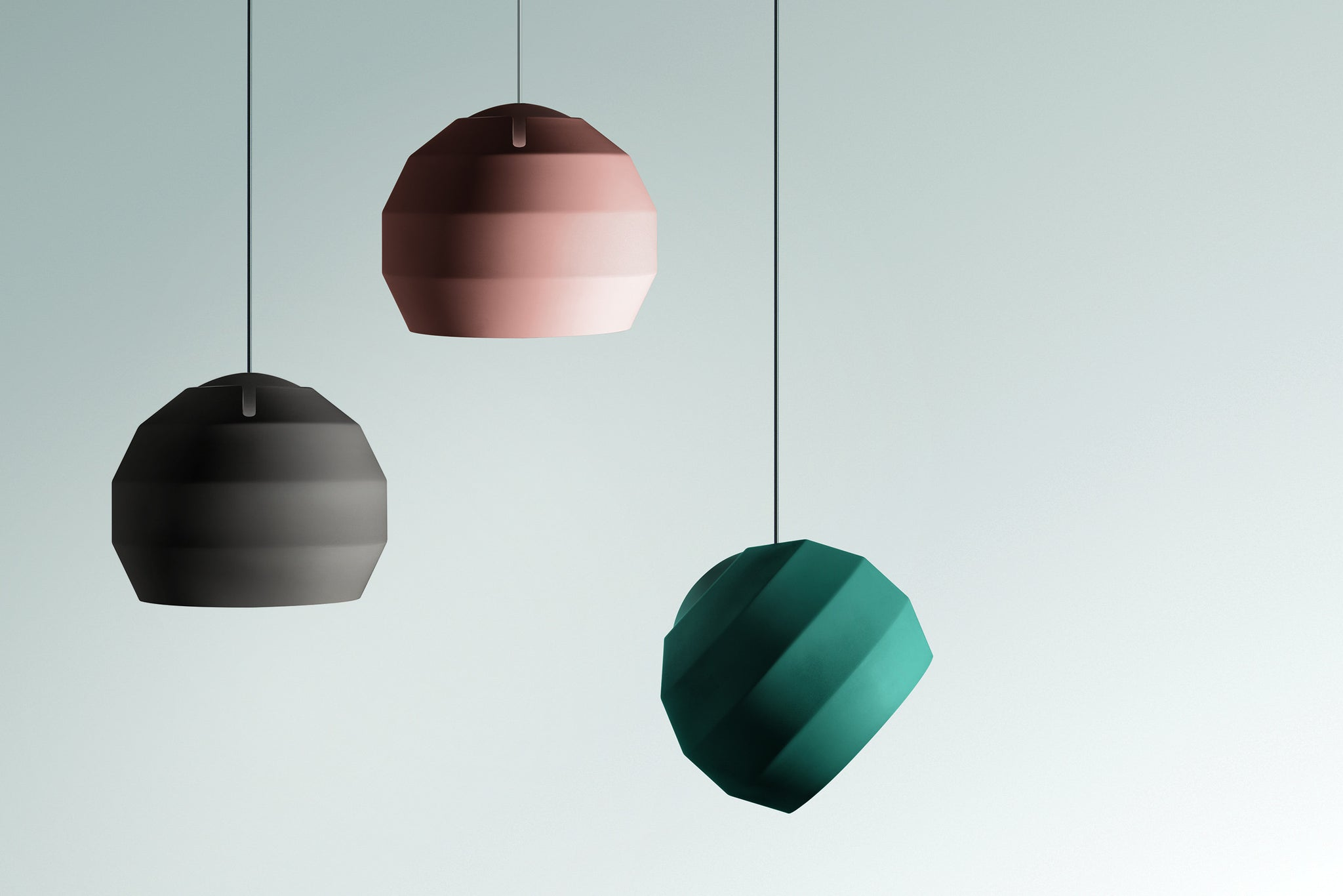 VITAMIN - Pitch Pendant Lamp - Someday Designs