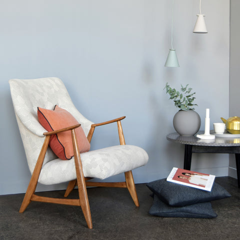 FEBRIK Scandi Lounge Chair