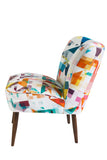 Florrie and Bill Vintage Cocktail Chair Flocktail