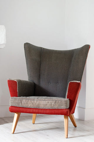 BESPOKE 1950s G Plan 'E-Gomme' Armchair