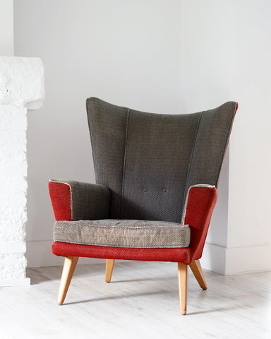G Plan E Gomme Vintage Armchair