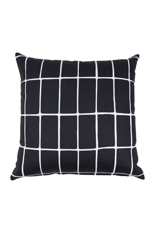 GLAZE Cushion - Black