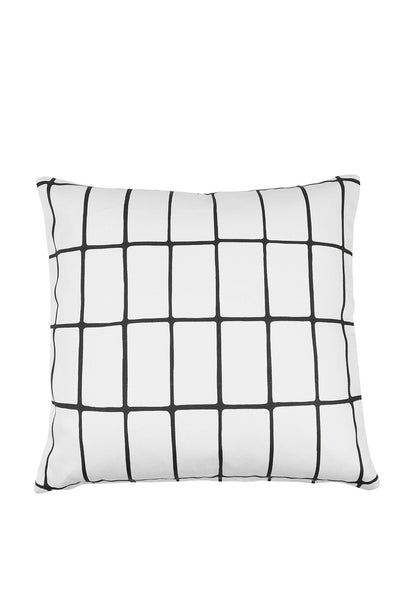 GLAZE Cushion - White - Florrie + Bill