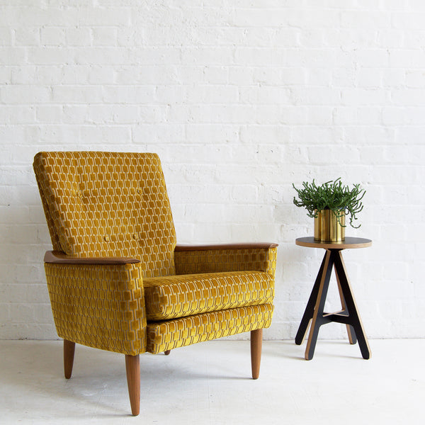 Greaves & Thomas Armchair - Florrie + Bill