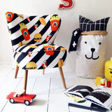 Love Frankie Junk Food Deluxe Cocktail Chair from Florrie + Bill