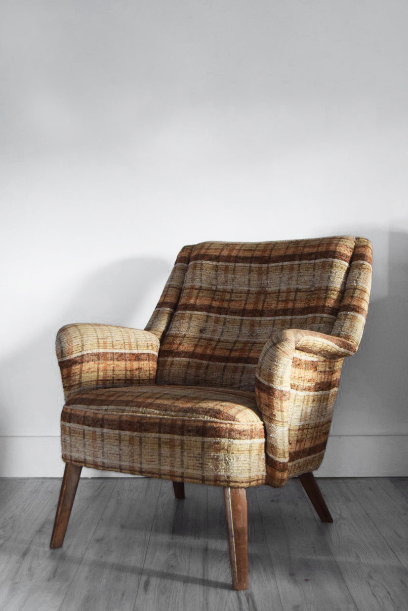 BESPOKE Retro Armchair - Florrie + Bill