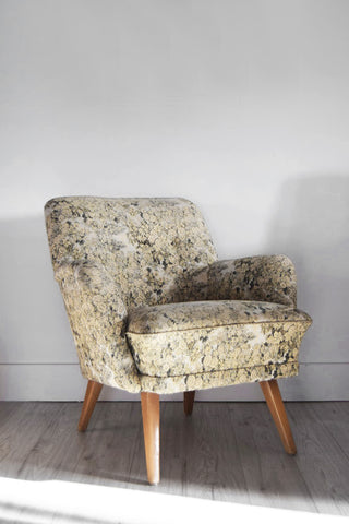 Vintage Cocktail Armchair for Bespoke Reupholstery