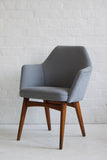 Florrie and Bill Retro Benchair Dining Chair