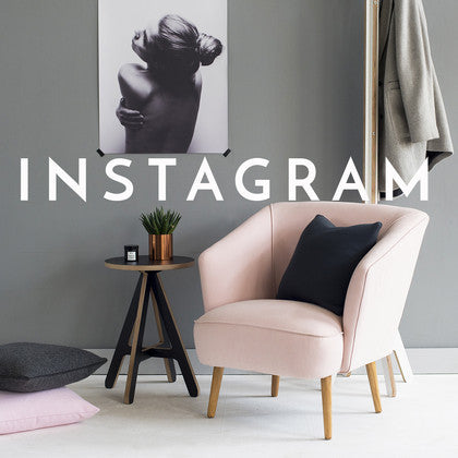 Florrie + Bill Instagram Chairs