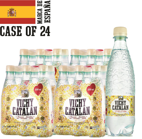Vichy Catalan Sparkling Water (500ml)